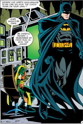 Robin 19 Wieringo Batman