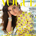 Anushka Sharma on Vogue India Magazine July 2013