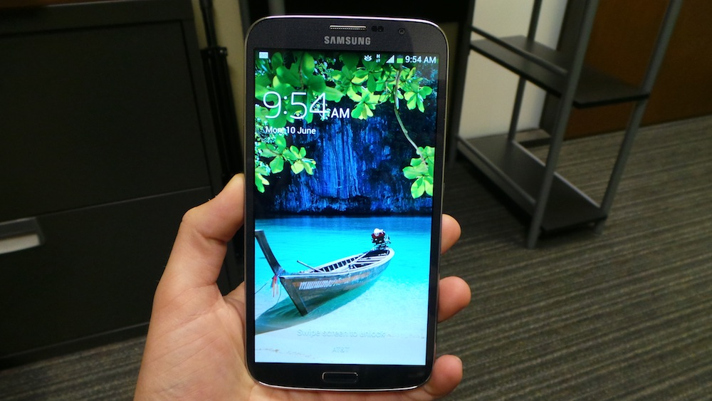 Harga Samsung Galaxy Mega Duos 58 Inch