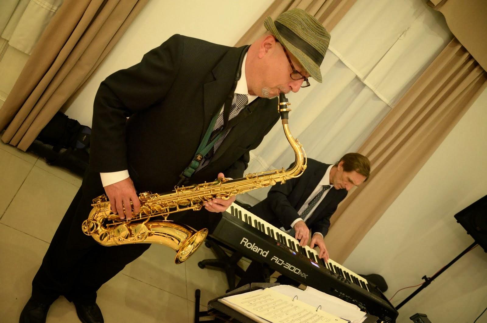 Piano & Saxo - Eventos