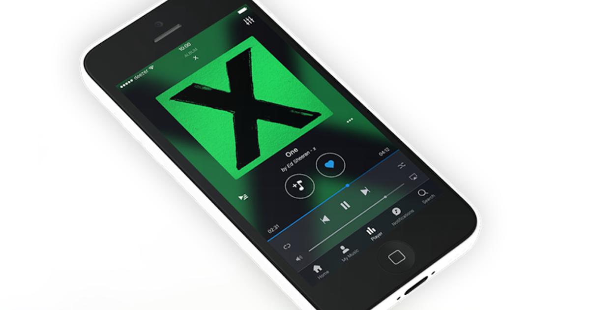 appradioworld apple carplay android auto car technology news deezer music is back on apple. Black Bedroom Furniture Sets. Home Design Ideas
