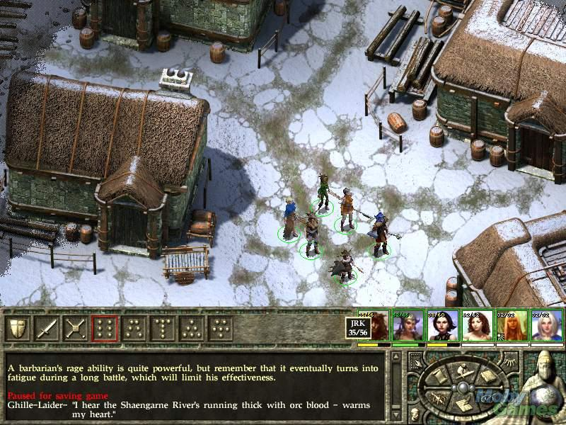 A Diary Of Videogames Icewind Dale Ii