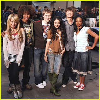 Imagenes de High School Musical actors 2
