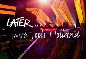 Nova temporada do Later... with Jools Holland