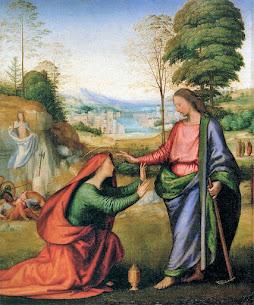 Jesus the Gardener