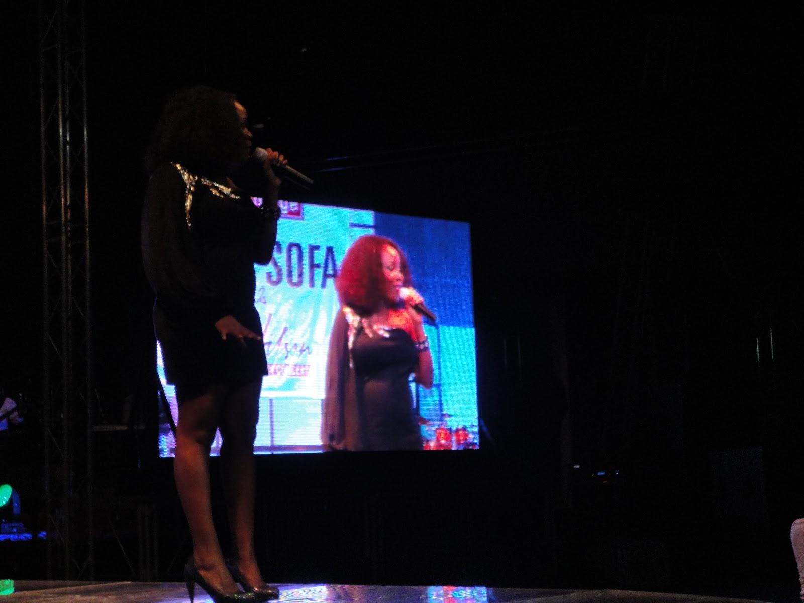 Peterkundum Face Of Sofa Keri Hilson Live In Abuja Claims Her