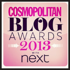 Vote for me 'best new fashion blog'