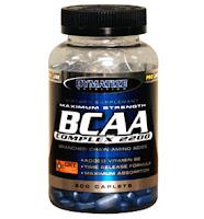 Entenda o que é BCAA!
