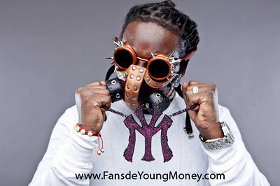 fotos raras de t-pain