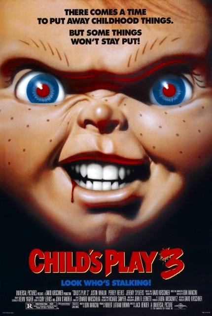 Ma Búp Bê 3 - Childs Play 3 (1991)