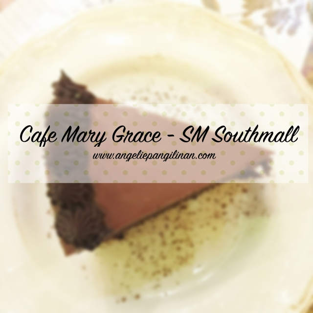 cafe mary grace review