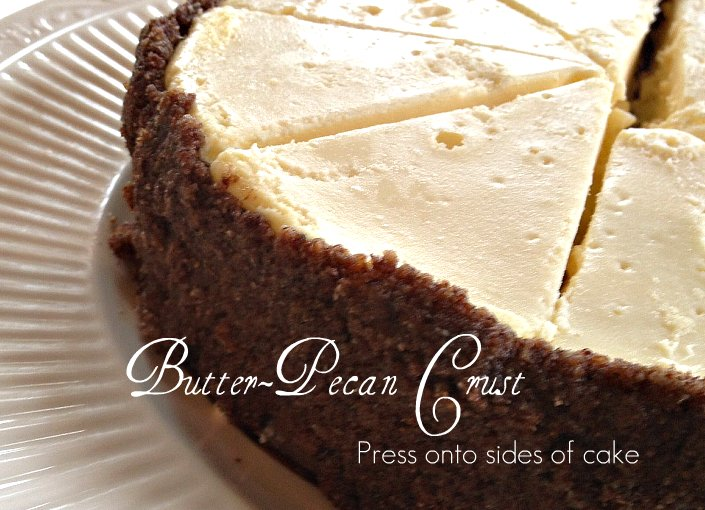 ... cake is also perfect for anyone who is watching their sugar intake
