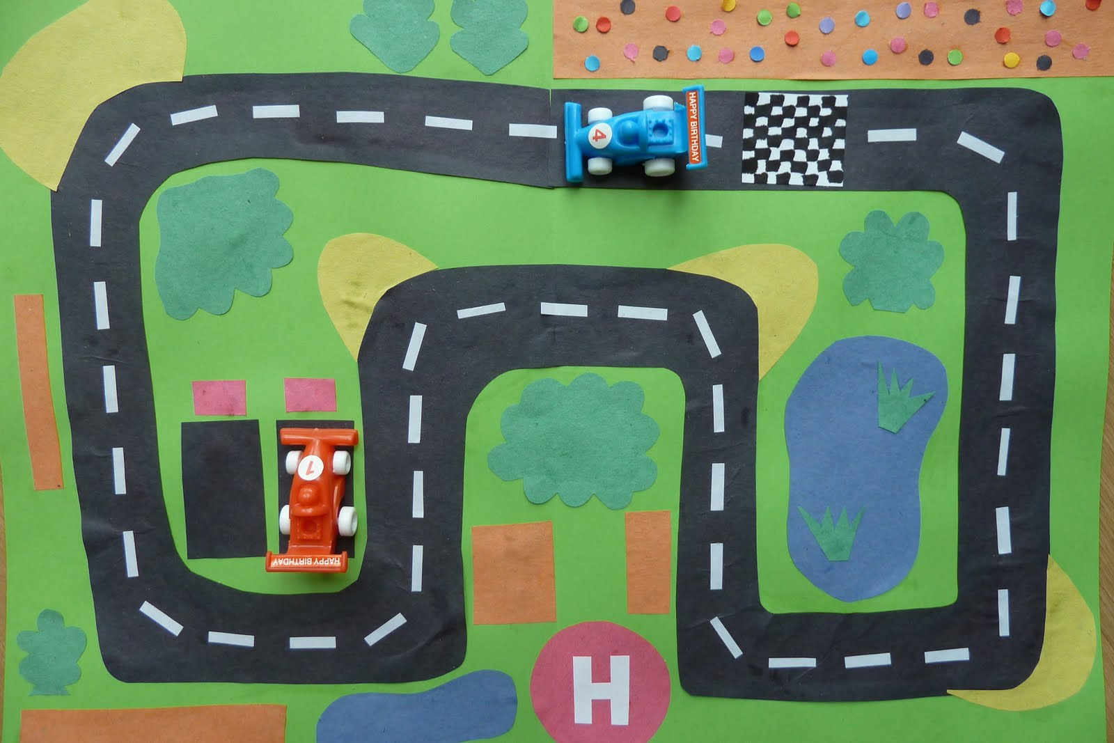 Toddler Things Racing Cars Toddler Crafts Activities And Resources