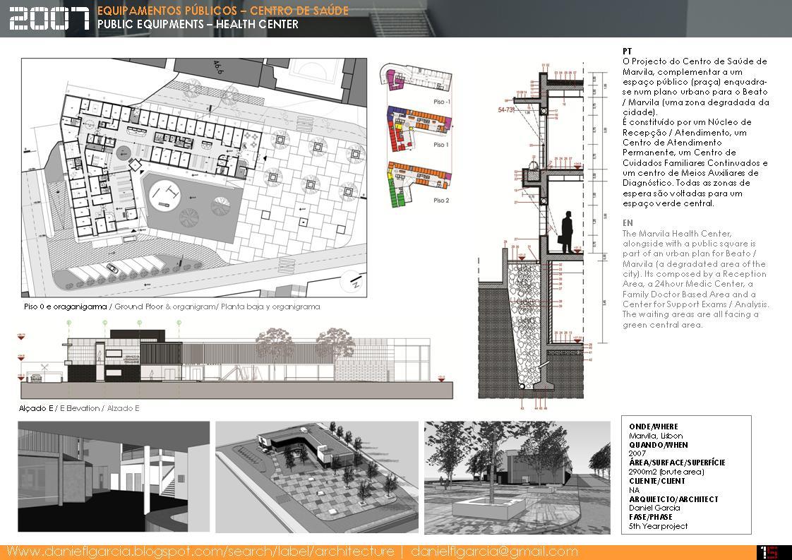 Architecture Portfolio Template. architectural portfolio design ...
