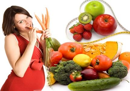 Những nguyên tắc ăn uống cơ bản cho các mẹ bầu để có thai kỳ khỏe mạnh