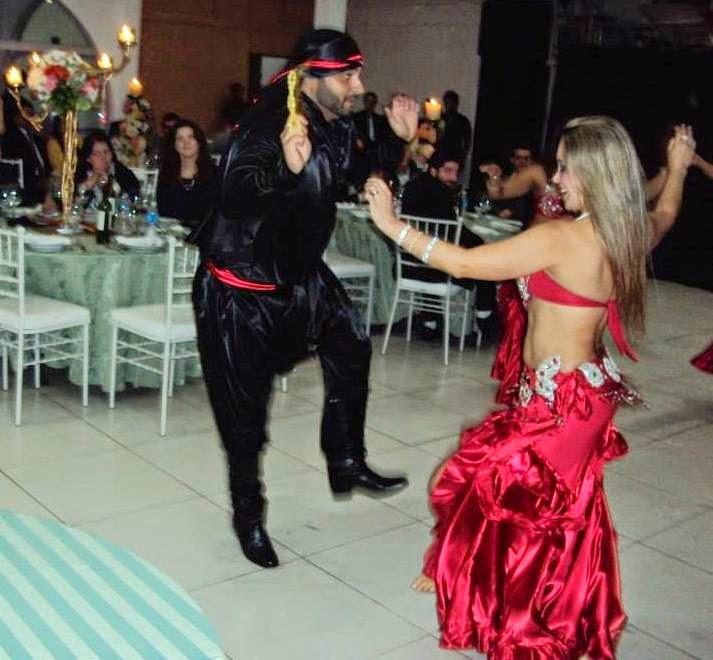 Cia Flavia Oliveira dança do ventre