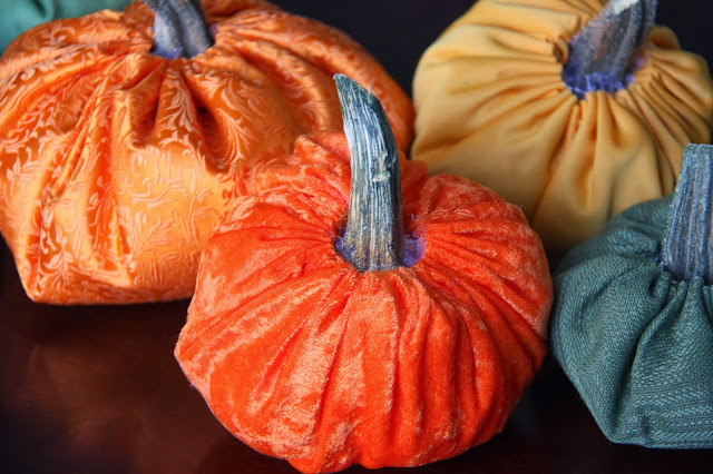 DIY Fall Pumpkin Decorations
