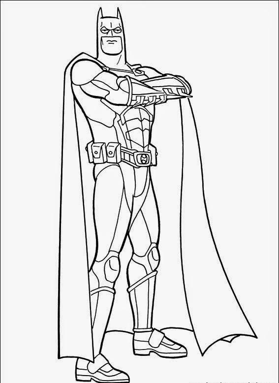 imagens para colorir super herois - Desenhos de SUPER HERÓIS para colorir Hello Kids