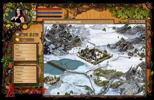لعبة  Imperia Online - العاب متصفح اون لاين
