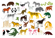 Marwell Zoo Animals and Map
