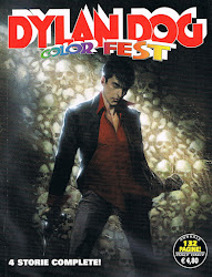 "Dylan Dog Color Fest n.1 - Sergio Bonelli Editore - episodio ""Dylan in Wonderland"""