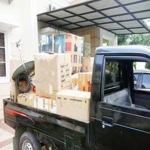 Kurir Pickup di Medan.