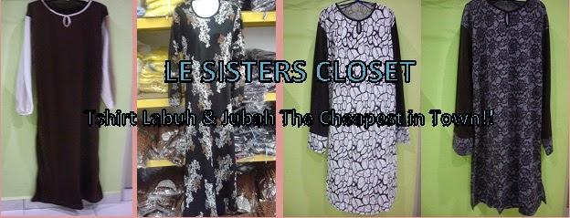 LE SISTERS CLOSET