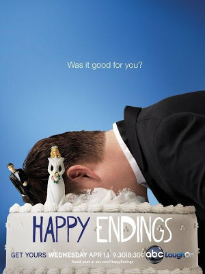 HAPPY ENDINGS 3X05 ESPAÑOL