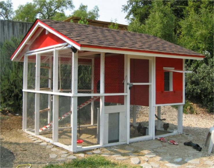 Plans For Building Your Own Chicken Coop Free