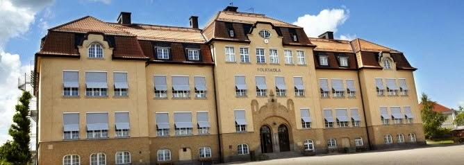 Bäckaslövskolan, Växjö