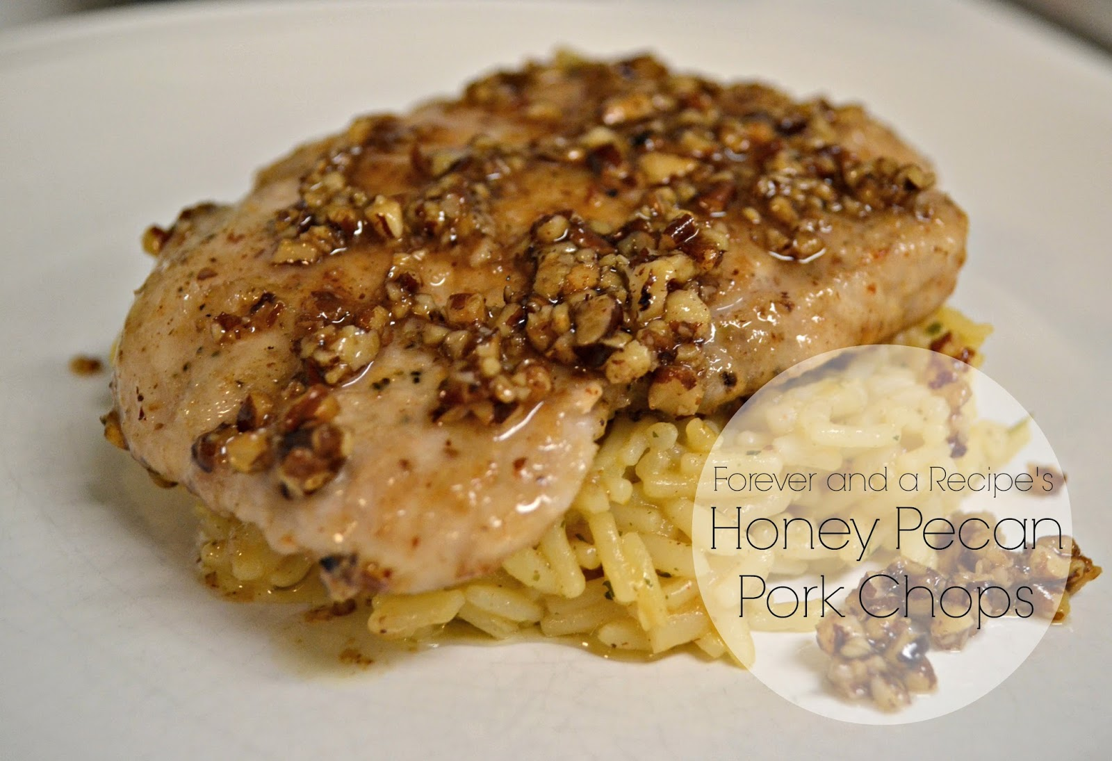 Honey pecan pork chop | Cooking | Pinterest