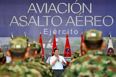 Aviacion Ejercito Colombia