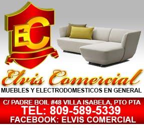 ELVIS COMERCIAL