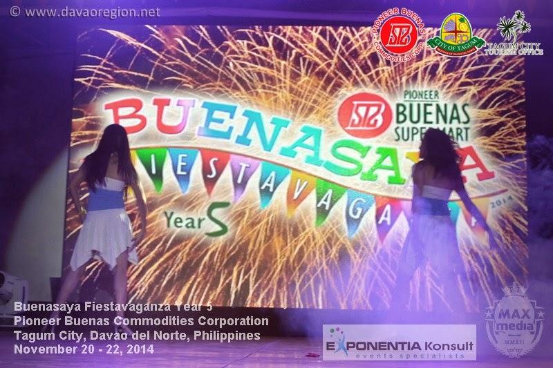 Buenasaya Fiestavaganza Year 5 (Tagum Fiesta) - Davao Region Philippines