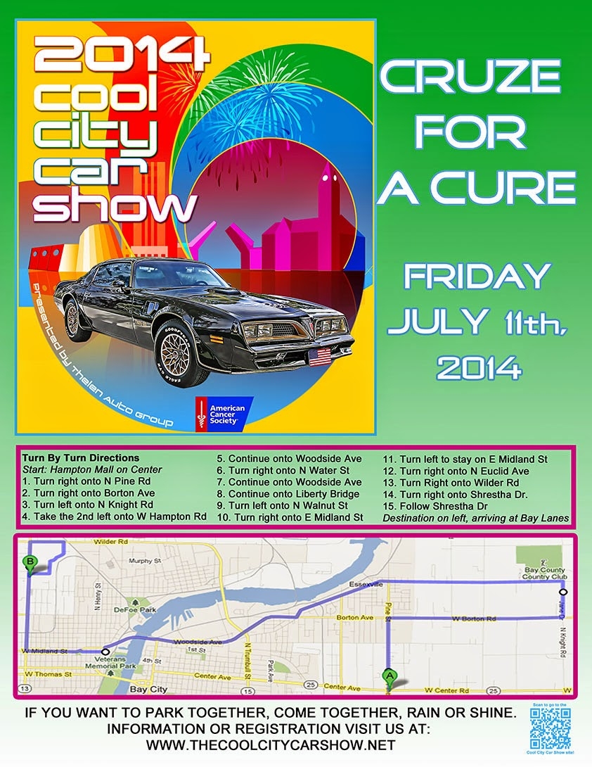 Cool City Car Show to Include Graff Bay City Vehicles