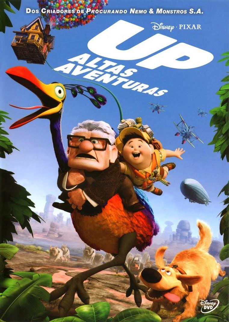 Up: Altas Aventuras – Legendado (2009)