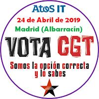 Elecciones AtoS IT Albarracín
