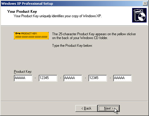 Free windows xp product key number for Window xp key