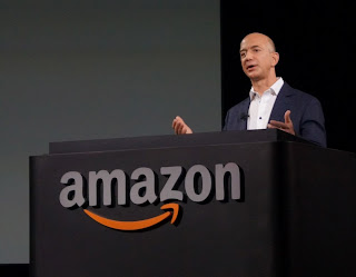 amazon founder jeff bezos pics