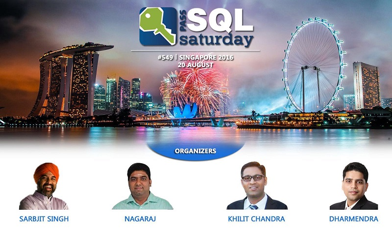 Singapore SQL PASS Chapter