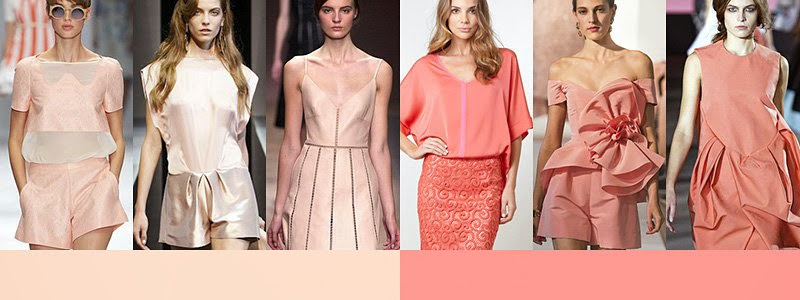 Women's Fashionable Colors Trends For Spring-Summer 2014