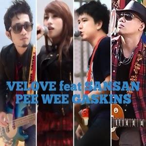 Velove - Kekuatan Cinta (Feat. Sansan Pee Wee Gaskins)