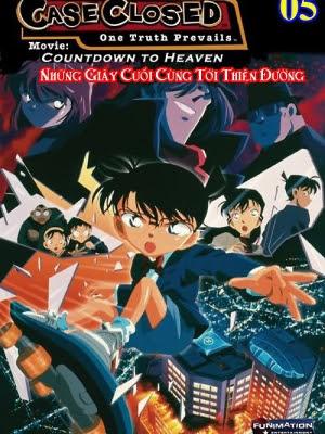 Conan 05: Những Giây Cuối Cùng Tới Thiên Đường