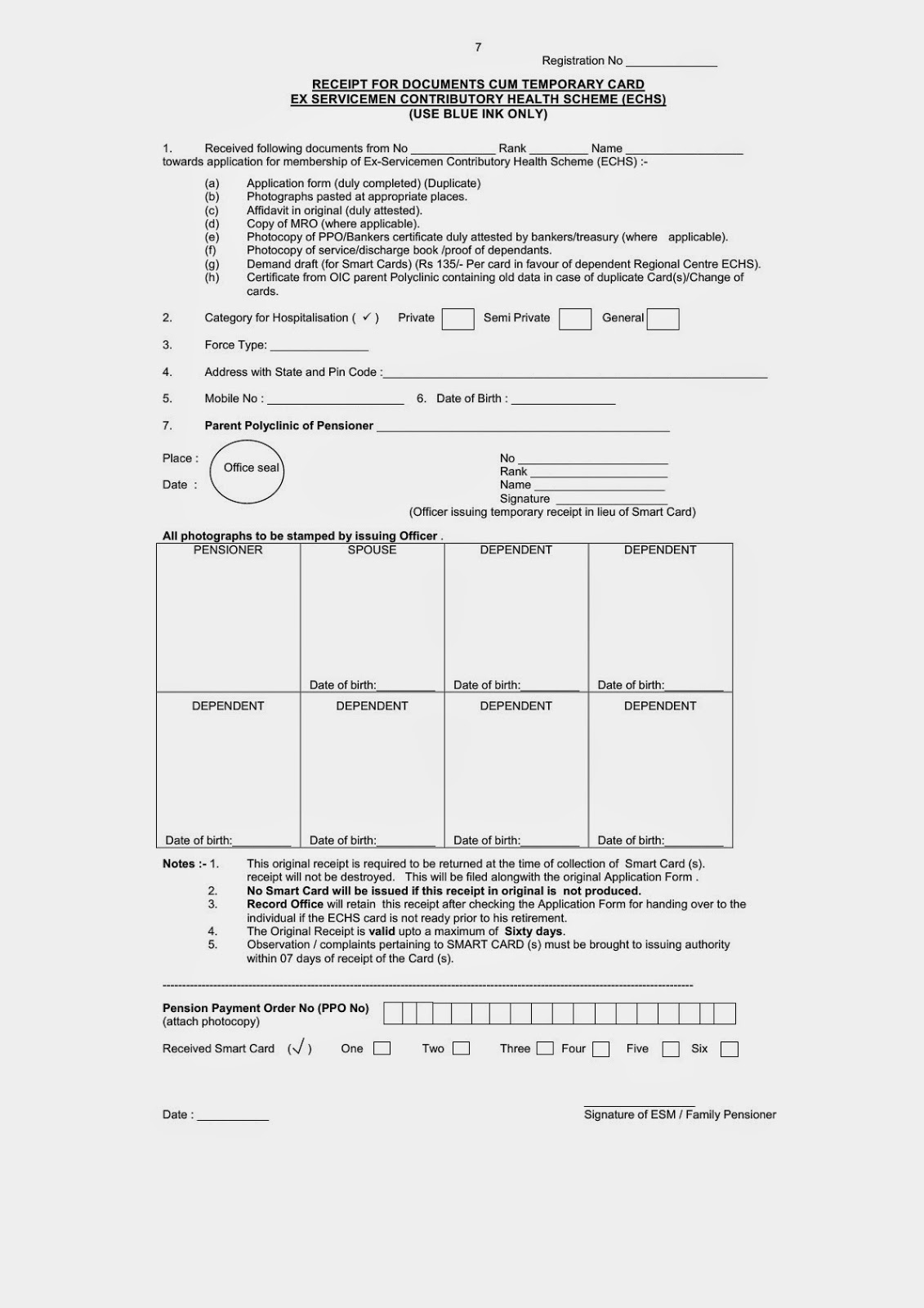 Echs application form for membership rev 2015 central echsapplicationformformembershipreceiptofdocument thecheapjerseys Image collections