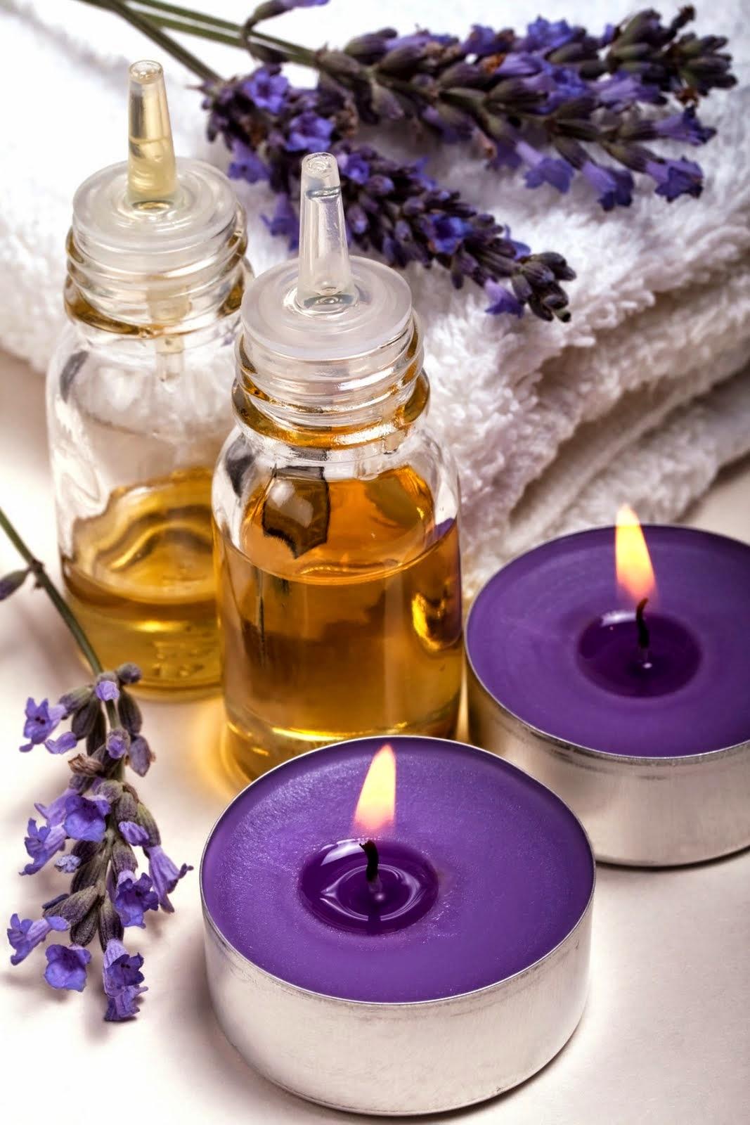 Aromaterapia Mágca