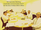 Corporate Communication & ICT Executive Meeting
