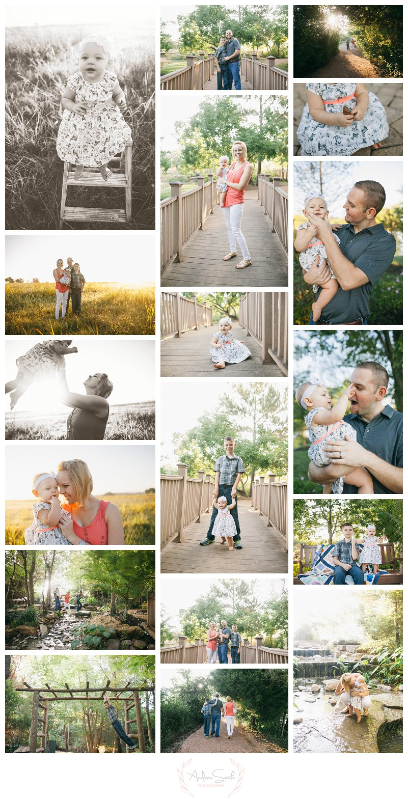 Natural Light Family Photography The Woodlands