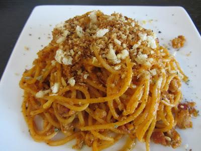 Spaghetti serra...