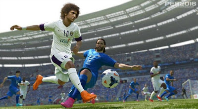 Download Game PES 2016 Bahasa Indonesia v0.1 Terbaru Gratis