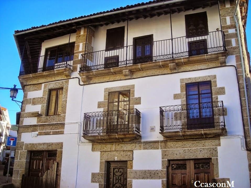 casas de candelario Salamanca